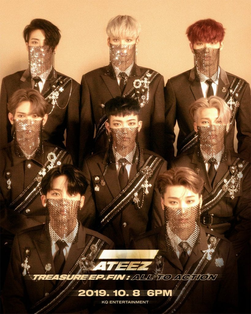 ATEEZ: Seonghwa MV Teaser