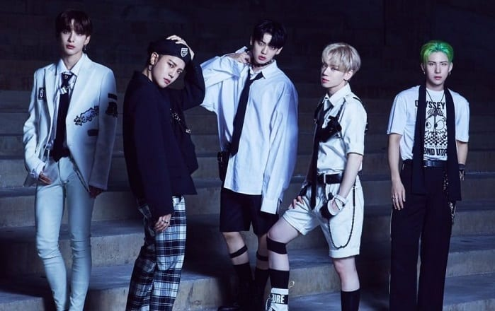 A.C.E Light Stick Revealed
