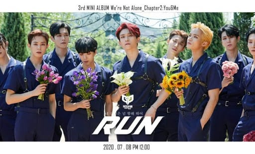 GreatGuys – RUN (Performance) MV