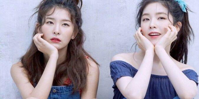 Red Velvet - IRENE & SEULGI Monster Cover