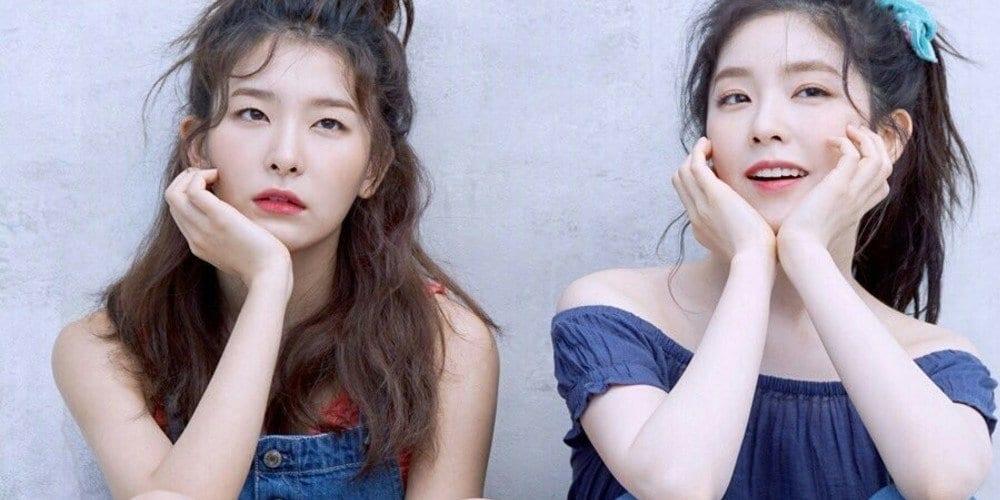 Red Velvet – IRENE & SEULGI – Naughty MV
