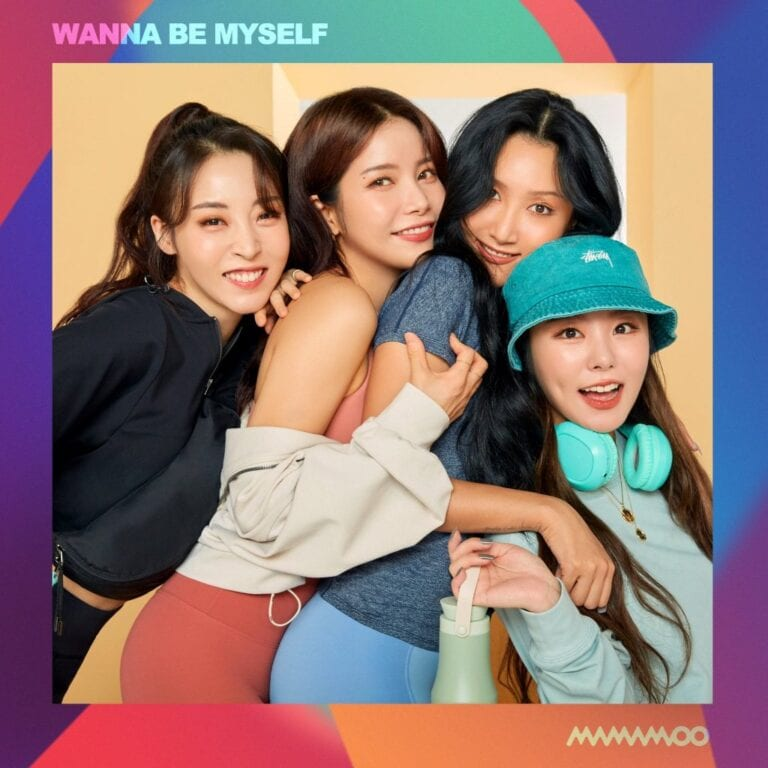 MAMAMOO – WANNA BE MYSELF MV