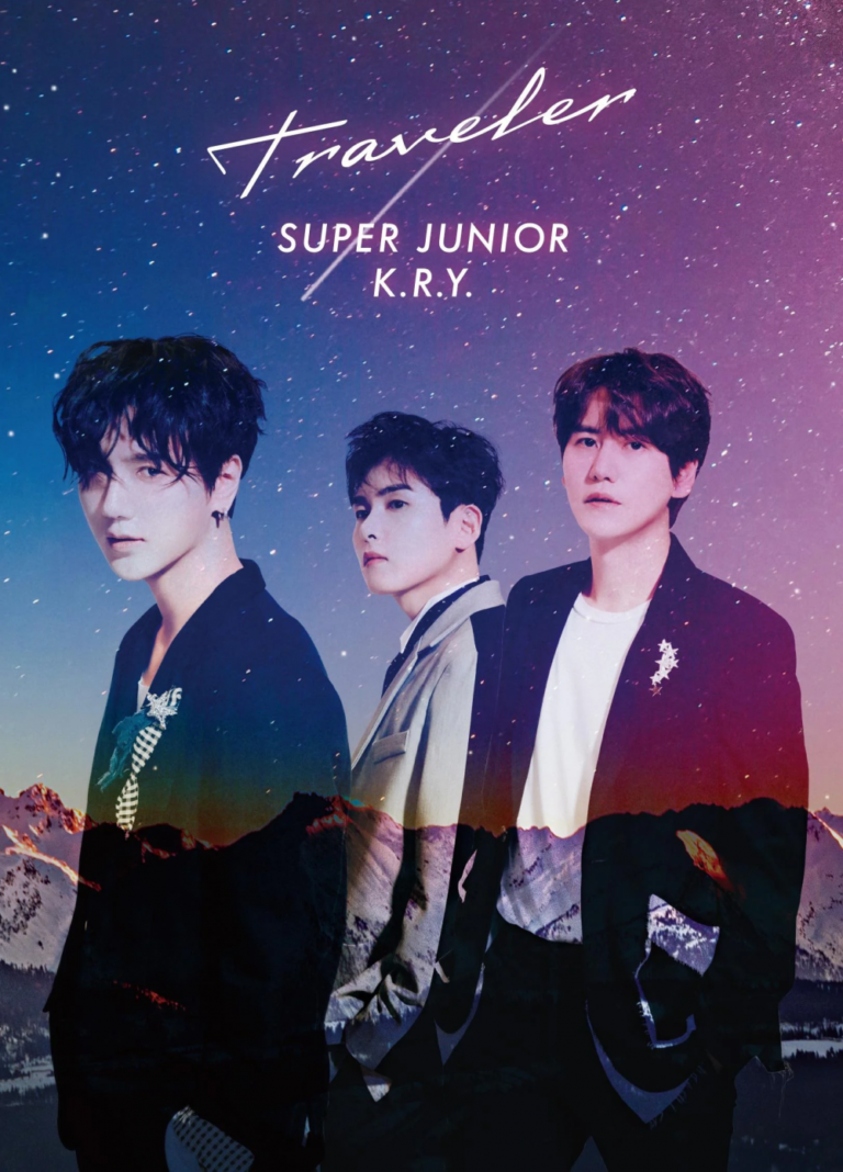 SUPER JUNIOR K.R.Y – Traveler MV