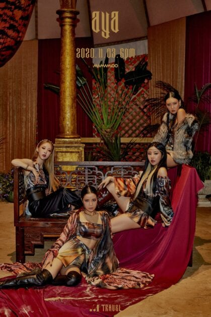 MAMAMOO Returns