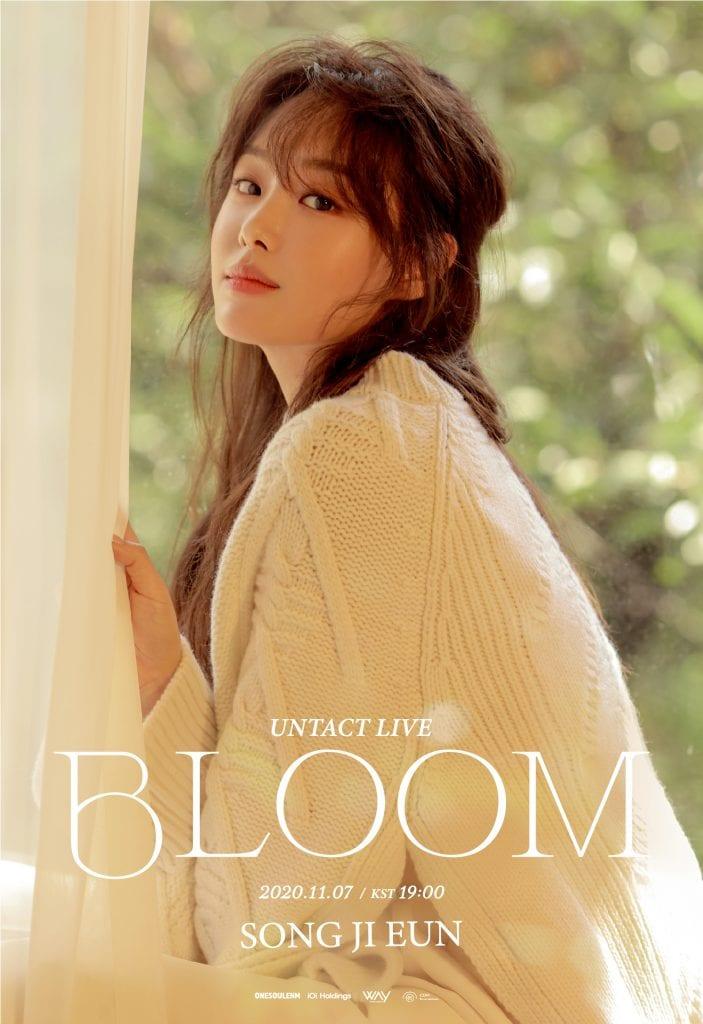 Song Jieun Returns