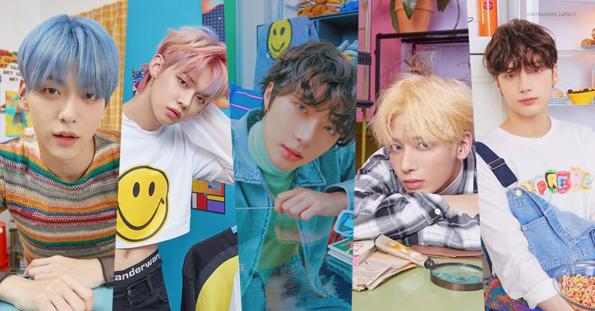 TXT – We Lost the Summer MV