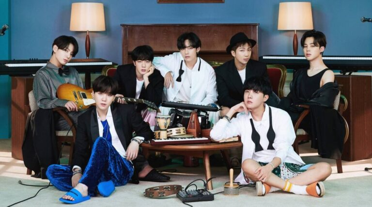 BTS – Life Goes On (On My Pillow) MV
