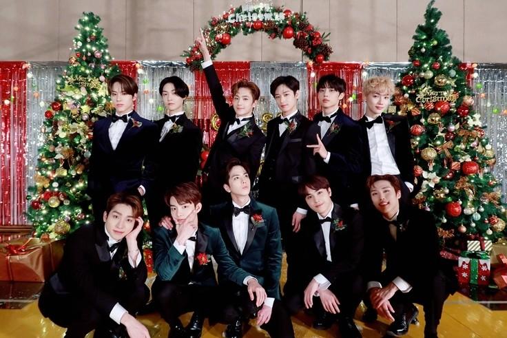 The Boyz – Christmassy! MV