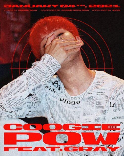 Coogie – POW MV