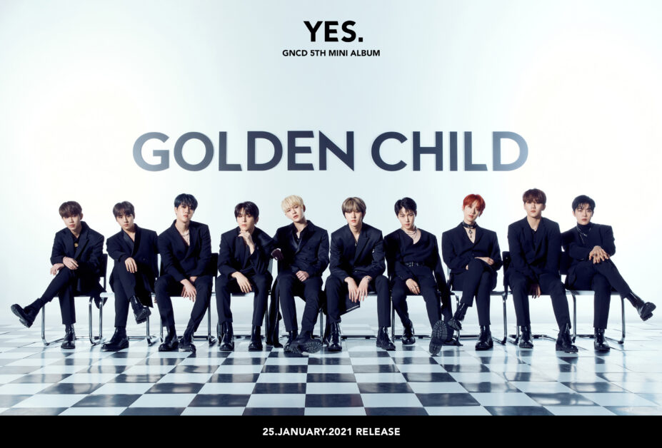 Golden Child: [YES.] Comeback