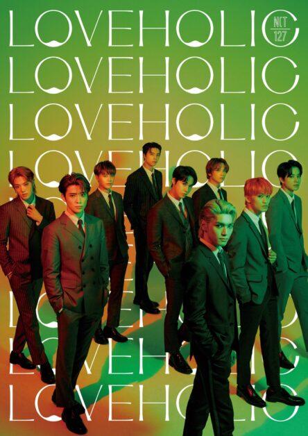 NCT 127: LOVEHOLIC (Japanese) Comeback